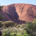 Uluru-Australiens rotes Herz