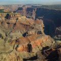 Flug über Grand Canyon